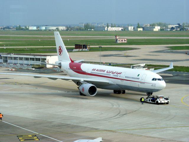 Airbus d'Air Algérie
