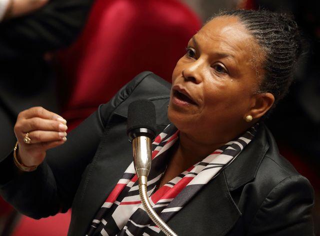 Pour Christiane Taubira le tribunal de Cayenne a agi sans fantaisie