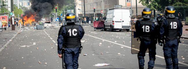 Violences à Sarcelles
