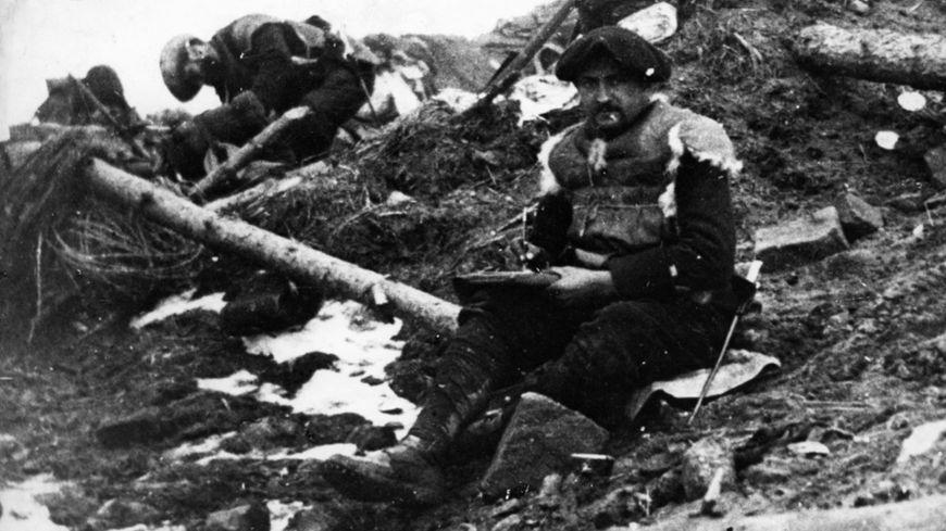 Centenaire de 14-18 : la bataille du Linge en images