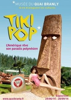 Exposition Tiki Pop