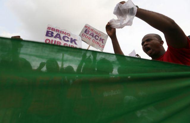 Au Nigéria, comme partout dans le monde, des marches sont organisées pour protester contre ces rapts