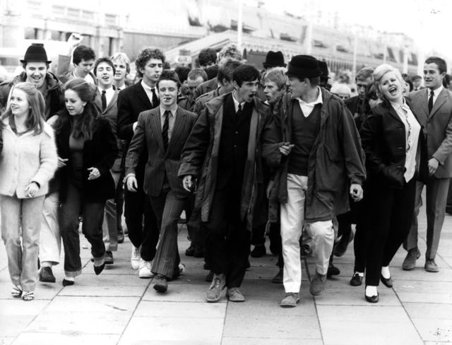 Youth Culture - Mods & Rockers 1960s - 1970s