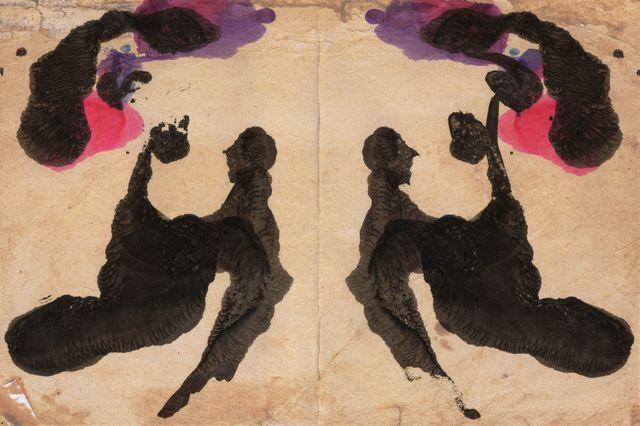 test de Rorschah de Charles Berbérian