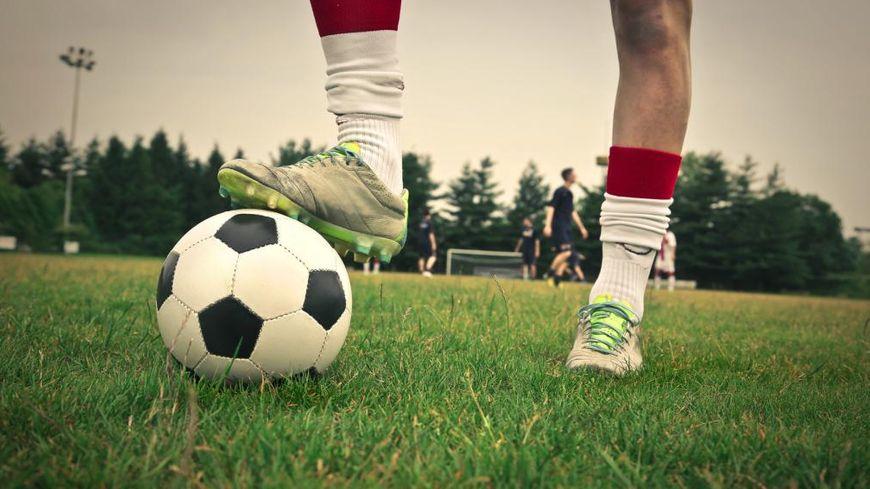 Football (image d'illustration).