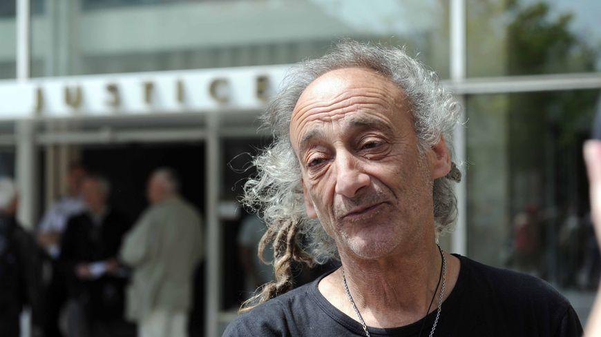 Éric Petetin, en mai 2014 à Lyon (illustration).