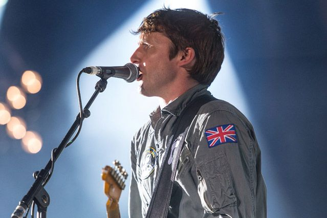 James Blunt au Wromantic Festival (Pologne) 22/06/2014