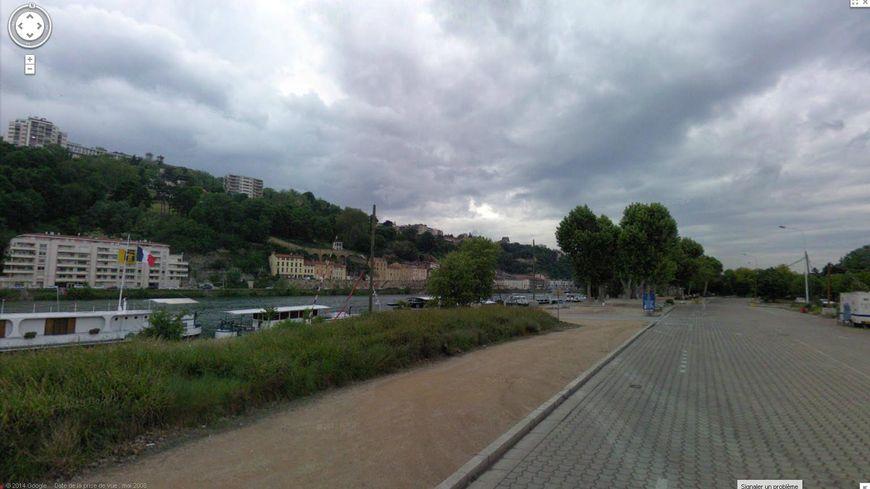 Quai Rambaud Lyon