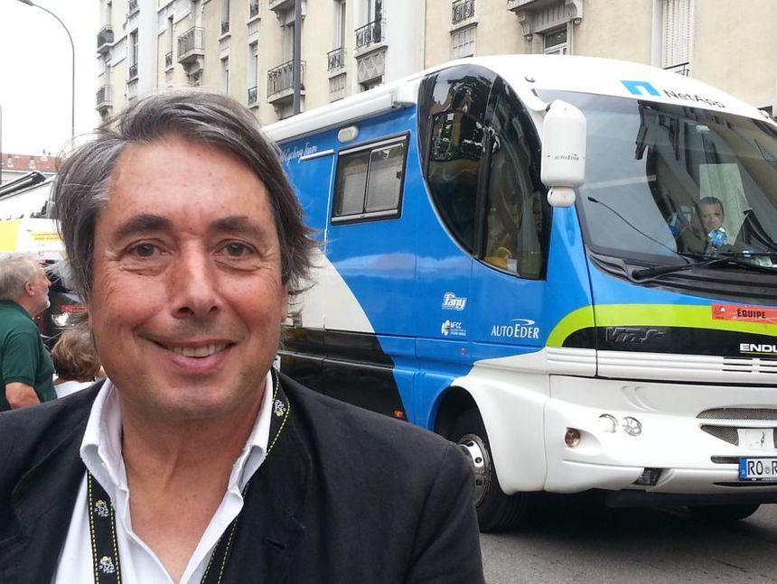 Michel Destot, ancien maire PS de Grenoble.