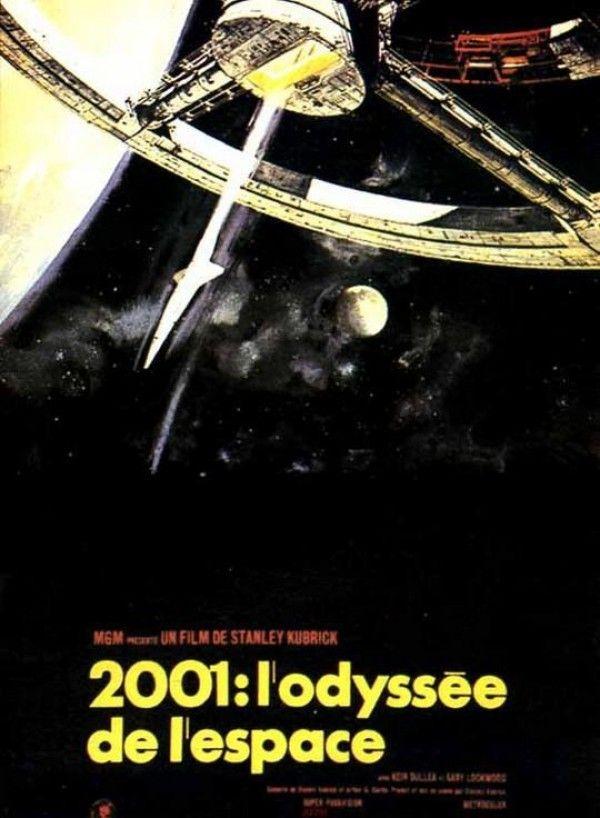 2001 : l'odyssée de l'espace de Stanley Kubrick