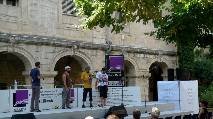 Continent Musique Montpellier