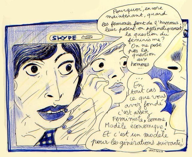 Claire Braud - Être cool et féministe #1
