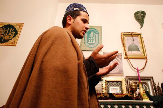 Musulman priant