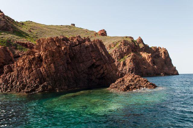Réserve Naturelle de Scandola en Corse