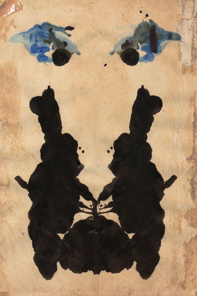 Test de Rorschah de Serge Toubiana
