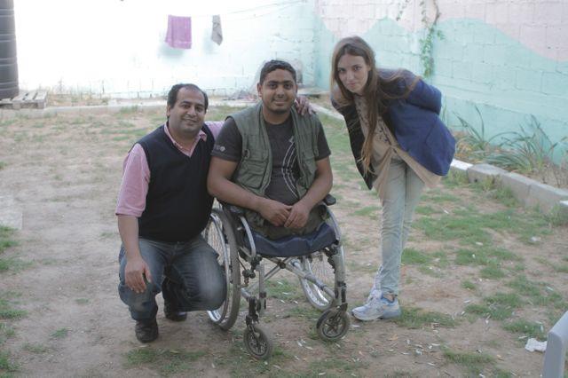 Moomen, Rami le traducteur et Aurélie