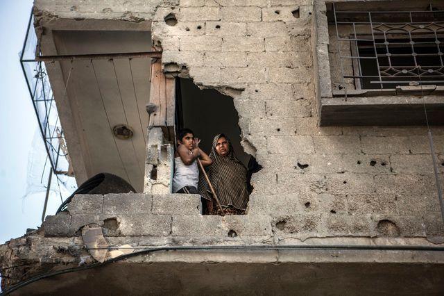 Attaques israéliennes sur Gaza