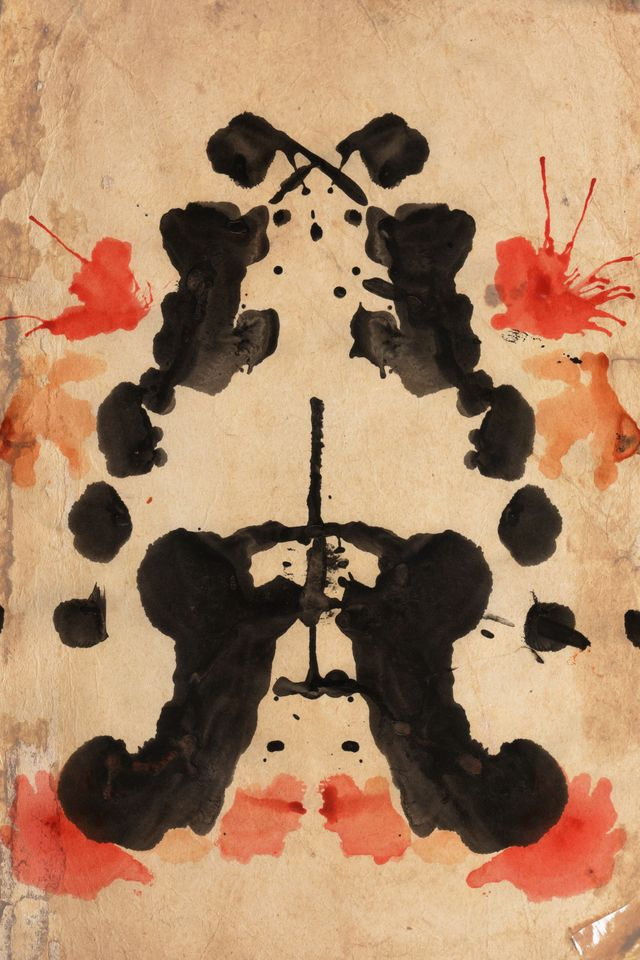 Test de Rorschah de Guillaume Bienvenu