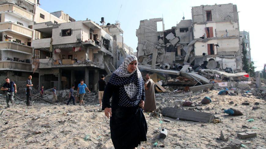 Conflit israélopalestinien : 79 personnes sont mortes sur la bande de Gaza depuis quatre jours
