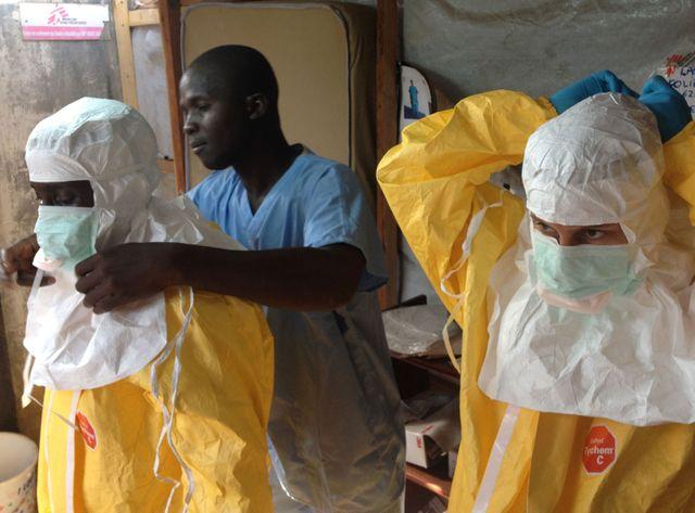 Ebola en Guinée
