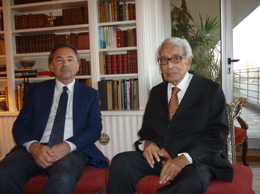 Boutros Boutros Ghali