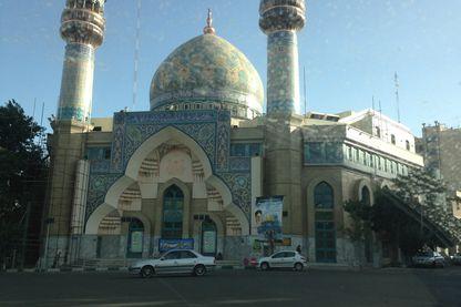 une mosquée - Téhéran