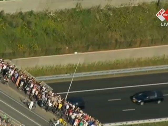 Des néerlandais rendent hommage aux victimes du vol MH17