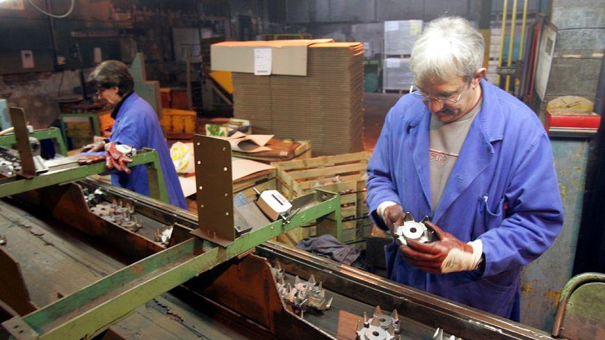 En 2007, Ardennes Forge à Nouzonville reprend petit à petit la production