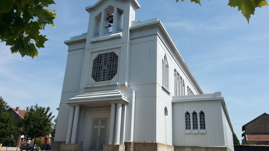 Eglise de Crusnes