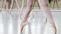 Des étoiles du ballet de l'Opéra de Paris à proximité de Fukushima