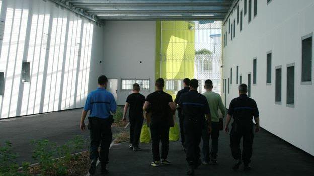 Les premiers détenus sont arrivés à Saran ce jeudi 17 juillet.