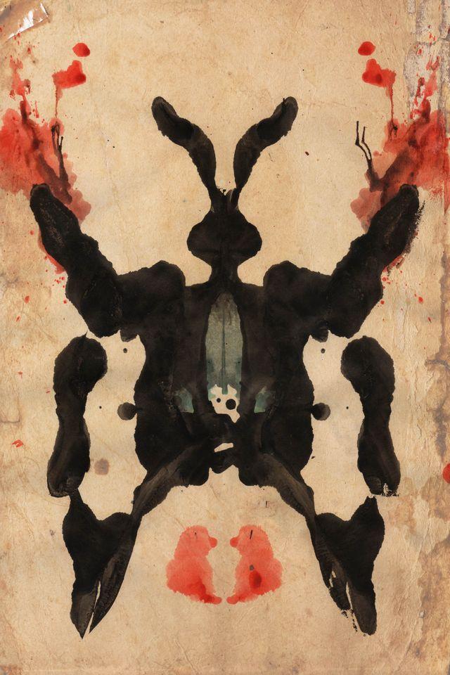 Test de Rorschah d'Anne-Laure Liégeois