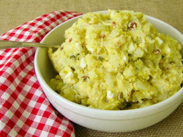 La première salade de patate financée sur Internet