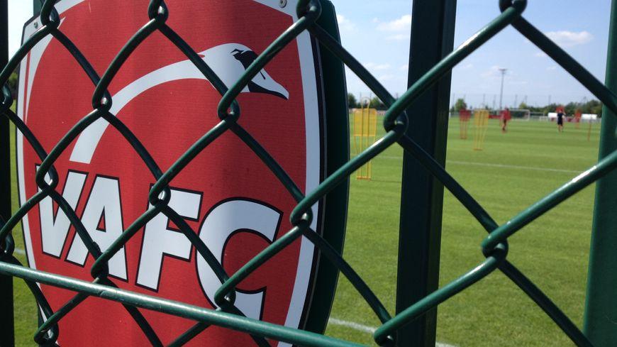 Le centre d'entraînement du VAFC, au Mont Houy, à la veille de la reprise de la Ligue 2