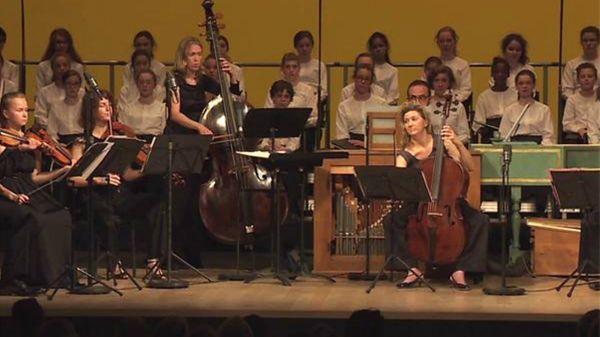 La Maîtrise de Radio France et l'Ensemble Pulcinella interprètent la musique sacrée napolitaine