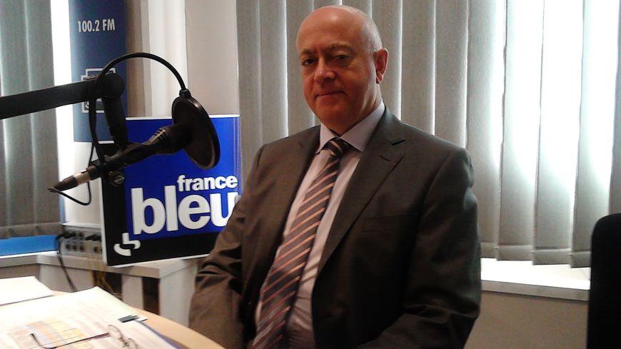 Bernard Beignier, Recteur de l'Académie d'Amiens