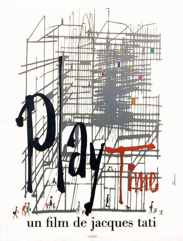 """""""Playtime"""" de Jacques Tati"""