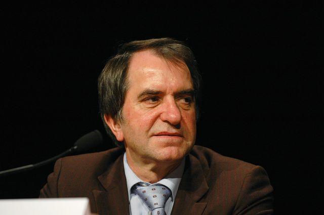 Jean-Claude Bourrelier, fondateur et PDG de Bricorama