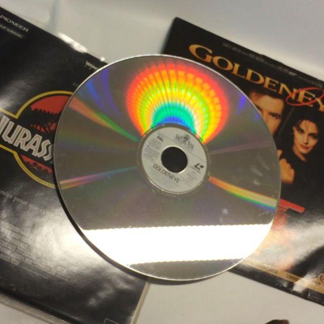 Le Laserdisc de Qu'est-ce qu'on va en faire ?