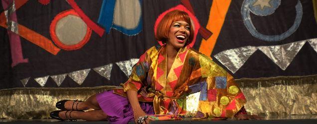China Moses dans Cabaret