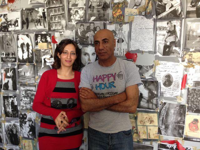 Khalil et Haya