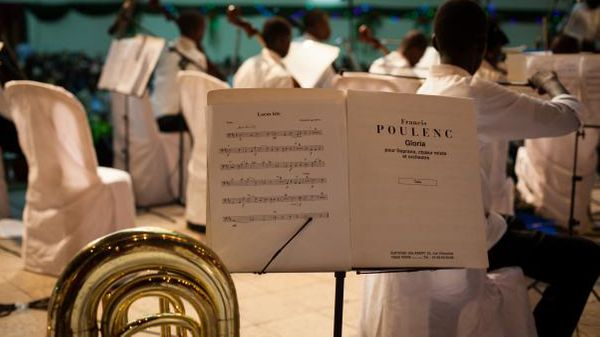 Poulenc made in Kinshasa