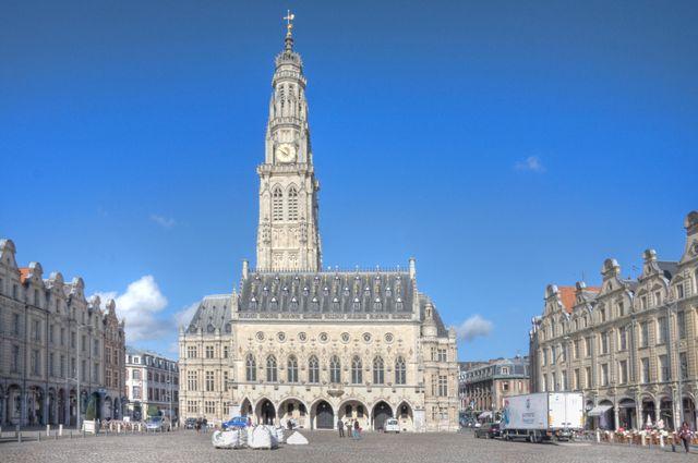 Hôtel de ville d'Arras