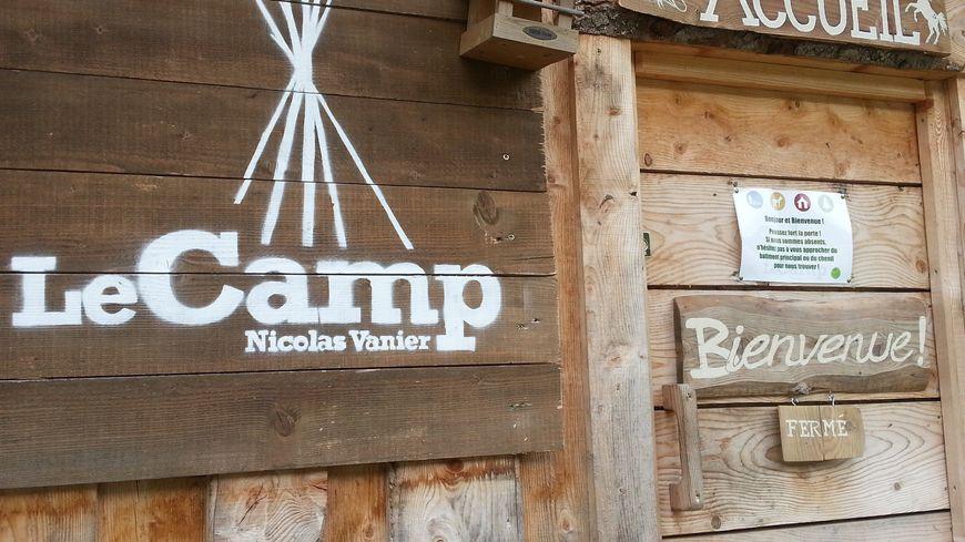Le camp Nicolas Vanier à Vassieux en Vercors est fermé