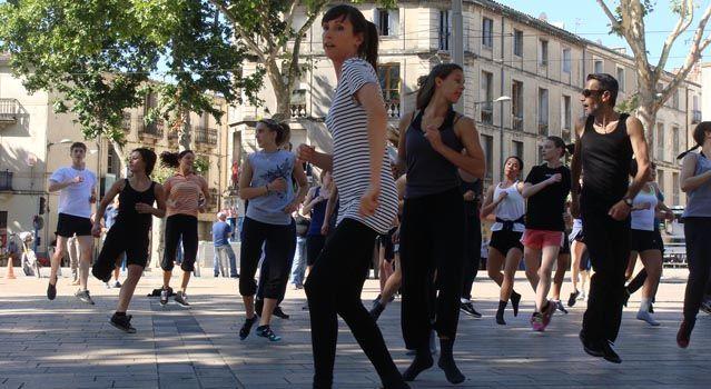 Montpellier danse …dans les rues
