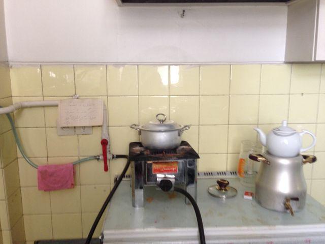 La cuisine de Zanan - Téhéran
