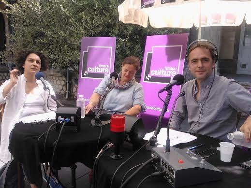 Marianne Morvilliez, Anne Allimant et Xavier de La Porte