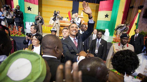 Ghana-Obama
