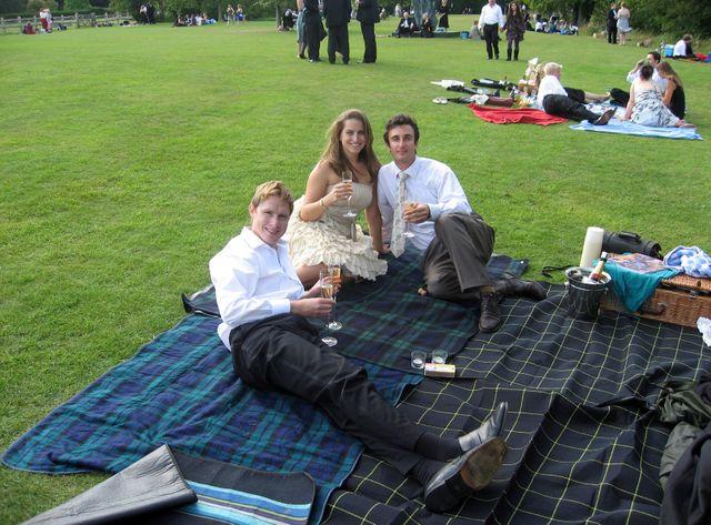 Glyndebourne, l'un des lieux de pèlerinage estivaux de la haute société anglaise
