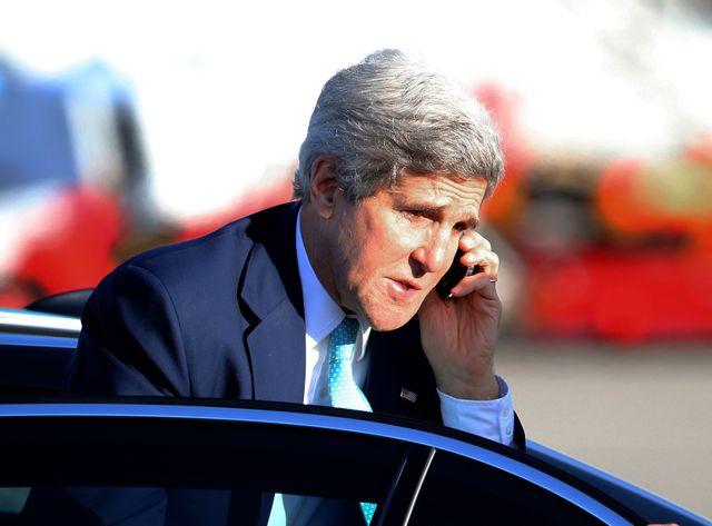 C'est le secrétaire d'Etat, John Kerry qui a annoncé cette libération